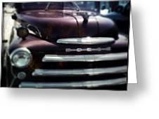 Dodge Pickup Greeting Card