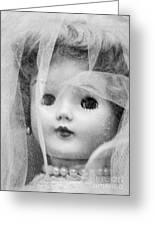 Doll 13 Greeting Card