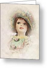 Doll 624-12-13 Marucii Greeting Card