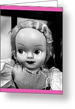 Doll 1 Greeting Card