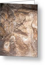 Dolls Theater Carlsbad Caverns National Park Greeting Card