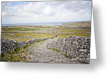 Don Angus Walk Greeting Card
