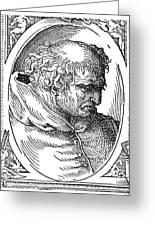 Donato Bramante (1444-1514) Greeting Card