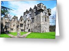 Donegal Castle - Ireland Greeting Card