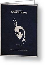 Donnie Darko Greeting Card