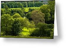 Donnington Grove Newbury Greeting Card