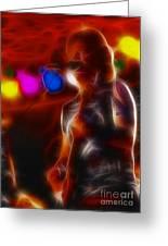 Doobies-93-tom-gc16a-fractal Greeting Card