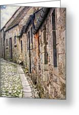 Doon A Scottish Wynd Greeting Card