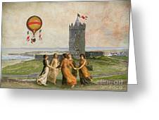 Doonagore Maidens Greeting Card