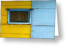 Doors And Windows Buenos Aires 15 Greeting Card