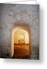 Doorways Greeting Card