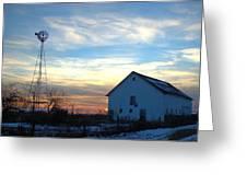 Dougherty Barn Greeting Card