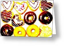 Doughhhnuts Greeting Card