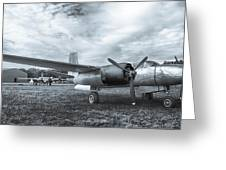 Douglas A-26 Invader 3770b Greeting Card