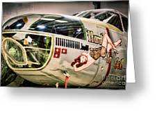 Douglas A-26c Invader Greeting Card
