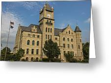 Douglas County Courthouse 4 Greeting Card