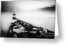 Dovercourt Light House Greeting Card