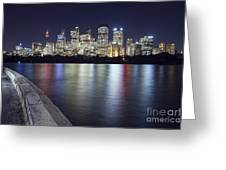 Downtown Greeting Card