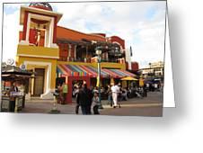 Downtown Disney Anaheim - 12126 Greeting Card