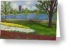 Dow's Lake - Ottawa Greeting Card