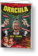 Dracula II Greeting Card