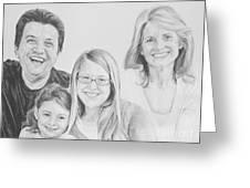 Dragojlovic Family Greeting Card