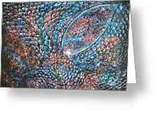 Dragon Insight 6 Greeting Card