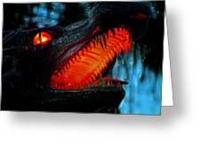 Dragon Speak Greeting Card