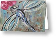Dragonfly Baby II  Greeting Card