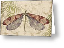 Dragonfly Daydreams-d Greeting Card