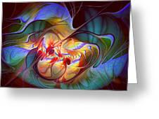 Dragonheart Greeting Card