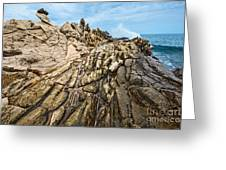 Dragon's Teeth Greeting Card