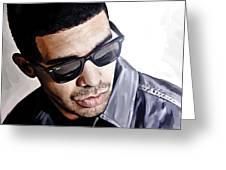 Drake Artwork 1 Greeting Card