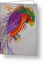 Dream Bird Greeting Card