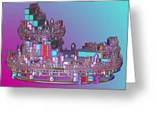 Dream Boat Greeting Card