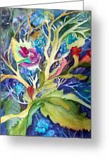 Dream Foliage Greeting Card