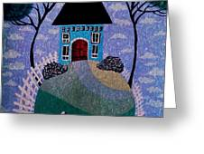 Dream House Greeting Card