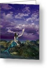 Dream Mermaid Greeting Card