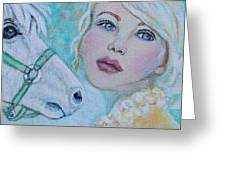 Dream On Dreamer Greeting Card by The Art With A Heart By Charlotte Phillips