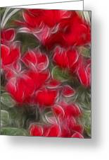 Dream Red 5232 Greeting Card