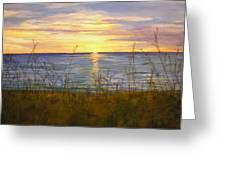 Dreamers Sunrise Greeting Card