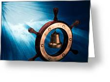 Dreaming Of The High Seas 1 Greeting Card