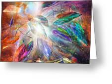 Dreams Of Love Greeting Card