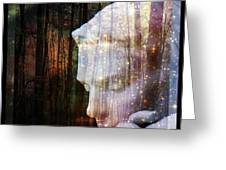 Of Lucid Dreams / Dreamscape 4 Greeting Card