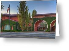Dreamworks Studio Burbank Glendale Ca Panorama  Greeting Card