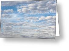 Dreamy Sky Greeting Card
