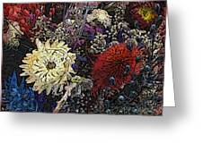 Dried Delight 6 Greeting Card