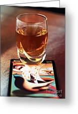 Drink Of Death Greeting Card