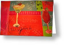 Drinks On The House Greeting Card