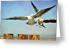 Dual Landing Greeting Card